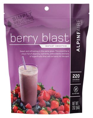 AlpineAire Foods Berry Blast Smoothie Dehydrated Food