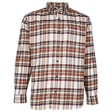 Bob Timberlake Wrinkle-Free Yarn-Dyed Plaid Long-Sleeve Shirt for Men