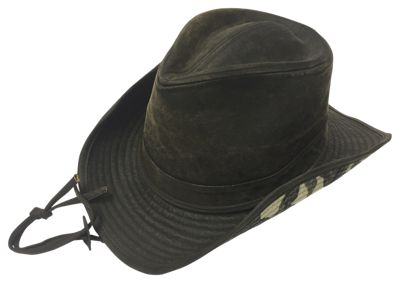 RedHead Waxed Cotton Cowboy Hat by
