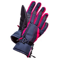 Natural Reflections Waterproof Ski Gloves for Ladies