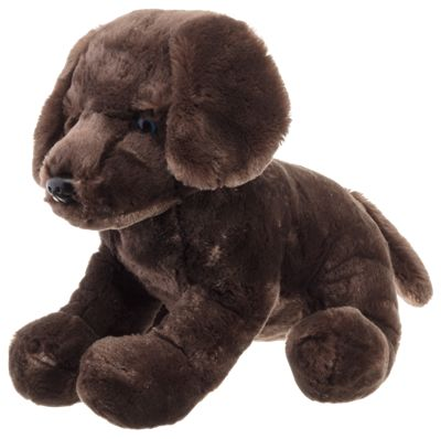 Bass Pro Shops Floppy Plush Stuffed Chocolate Lab Bass Pro Shops