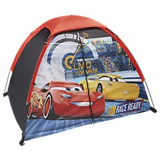 Exxel Outdoors Disney Cars 3 Tent for Kids