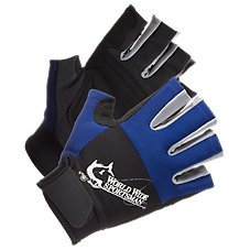 World Wide Sportsman Deck Hand Fingerless Gloves