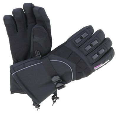 Icearmor by Clam Women's Gloves - Black - S