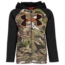 Under Armour Forest Reaper Logo Hoodie for Toddlers or Boys