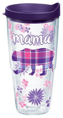 Tervis Tumbler Mama Bear Insulated Wrap with Lid