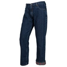 RedHead Flannel-Lined Blue Jeans for Men