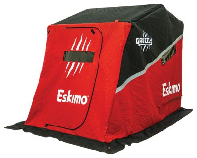 Eskimo Grizzly Insulated Ice Shelter by