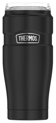 Thermos Stainless King 32 oz. Tumbler with 360° Drink Lid - Matte Black