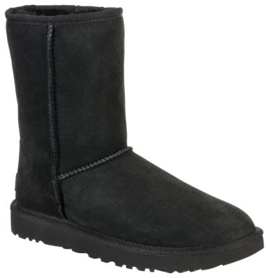 UGG Classic II Short Boots for Ladies - Black - 9M