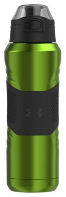 24-Ounce by Under Armour US4700GB4 Gloss Black Under Armour Dominate Vacuum Insulated Stainless Steel Bottle
