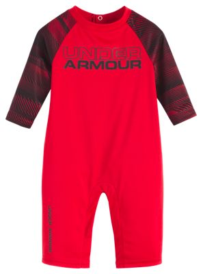 Under Armour Speed Lines Coveralls for Babies by