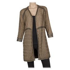 Bob Timberlake Crochet Cardigan for Ladies