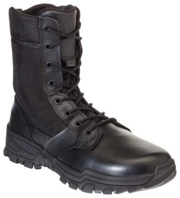 511 Tactical Speed 30 Side Zip Duty Boots for Men Black 12W