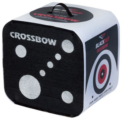 BlackOut Crossbow Archery Target by
