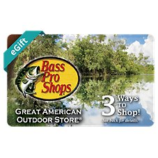 Bass Pro Shops Pond eGift Card
