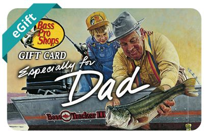 Bass Pro Shops eGift Card Especially for Dad - $75