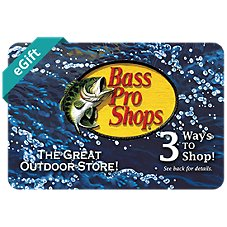 Bass Pro Shops Any Occasion eGift Card Image