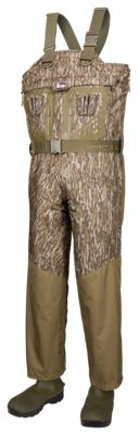 Banded RedZone Breathable Insulated Elite Waders for Men - Mossy Oak Bottomland - 9R thumbnail
