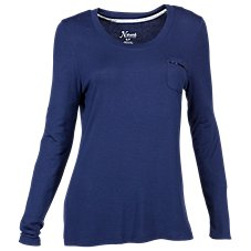 Natural Reflections Scoop Neck Sleep T-Shirt for Ladies
