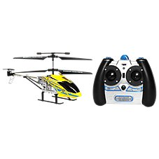 World Tech Toys Nano Hercules Unbreakable Remote Control Helicopter