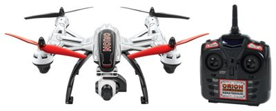 World Tech Toys Orion 1-Axis Gimbal Remote Control HD Camera Drone