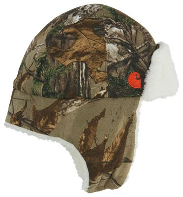 Carhartt Camo Bubba Hat for Toddlers - Realtree Xtra