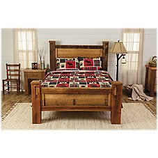 White River Northern Trail Quilt Set