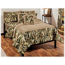 Bass Pro Shops TrueTimber DRT Bedding Collection Comforter Set