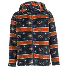 Bass Pro Shops Cozy Fleece Hooded Jacket for Kids