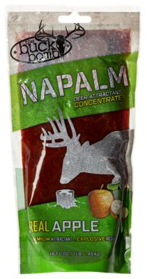 Buck Bomb Napalm Concentrate Deer Attractant - Apple