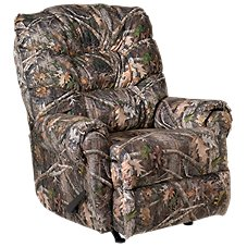 Lane Furniture Big Cabin Rocker Recliner Image