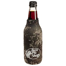 Bass Pro Shops TrueTimber Camo Bottle Cooler