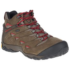 Merrell Chameleon 7 Mid Waterproof Hiking Boots for Men