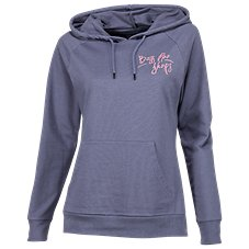Bass Pro Shops Script Graphic French Terry Hoodie for Ladies