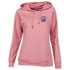 Bass Pro Shops Circle Graphic French Terry Hoodie for Ladies