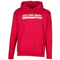 Bass Pro Shops French Terry Hoodie for Men