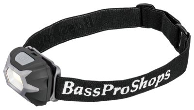 Bass Pro Shops 2-Pack LED Headlamps by