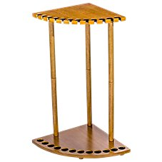 Bass Pro Shops Corner Rod Rack