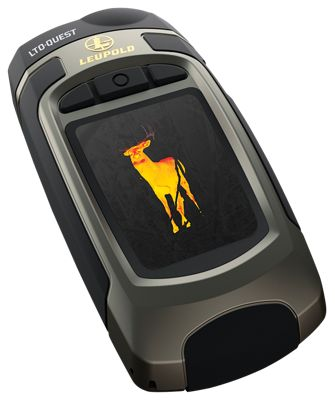 Leupold LTO-Quest Handheld Thermal Imager with Camera and Flashlight