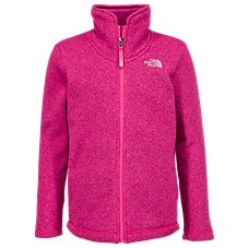 The North Face Crescent Full Zip Jacket for Girls