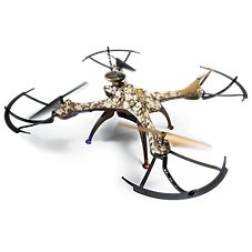 Bass Pro Shops Venom Pro Live Feed RC Drone