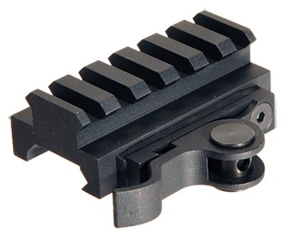 AimSHOT Quick-Release Rail Mount Adapter by