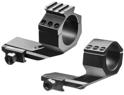 Barska Cantilever Scope Mount Pair with Integrated Rings and Rail Top by