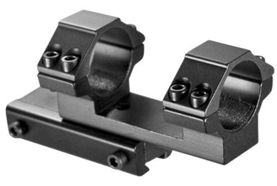 Barska Dual Cantilever Ring Mount for Dovetailed Receivers by