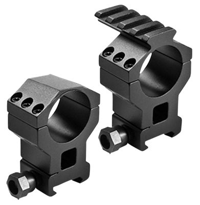 Barska Tactical Scope Rings with Rail Top by
