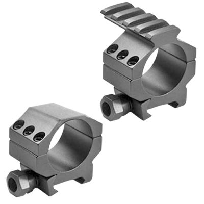 Barska Tactical Low Scope Rings with Rail Top by
