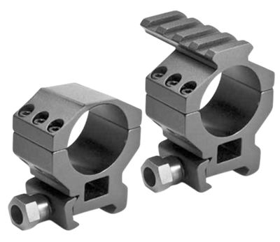 Barska Standard Tactical Scope Rings with Rail Top by