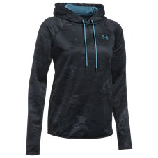 Under Armour Icon Camo Hoodie for Ladies