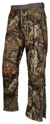 a48e26c635721 ... ideal midseason soft shell hunting pants with NOMAD Harvester Pants for  Men. Built for the fall season, these durable mid weight camo pants feature  wind ...